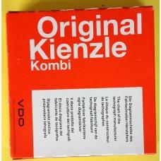 Карти (диски) тахографа 125 km/h kienzle.
