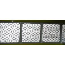Стрічка світлоповертальна контурна 3м біла