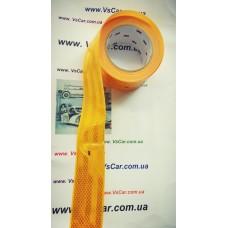 Стрічка (лента) світлоповертальна 3М жовта