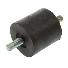 Відбійник гумовий М8 40х40 мм. (2 шпильки)