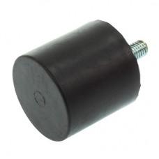 Відбійник гумовий М8 41х40 мм (на 1 шпильку)