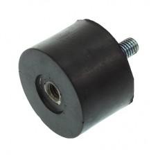 Відбійник гумовий М 8 40х30 мм (1 отвір 1 шпилька)