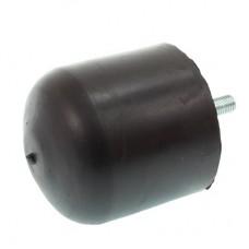 Відбійник ресори М 10 80х82 мм  (1 шпилька)