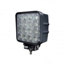 Фара робоча світлодіодна L 0081 12-24v 16 Led 48 w