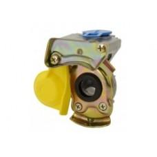 З'єднання пневматичне без клапана діаметр 16 мм.
