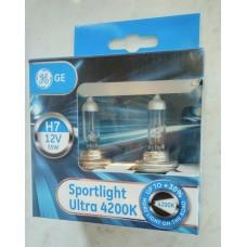 Лампи автомобільні H7 GE Sportlight Ultra 4200K
