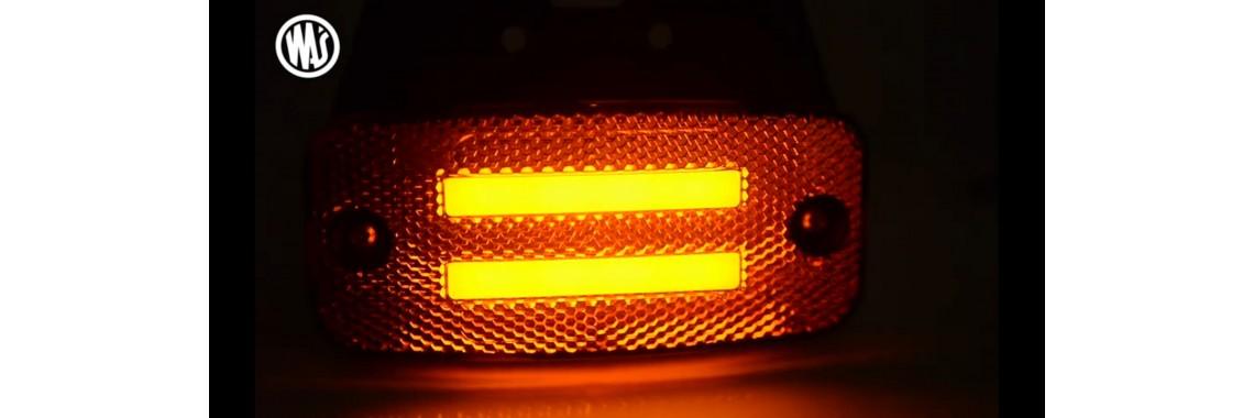 Ліхтарі габаритні світлодіодні LED